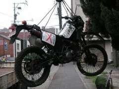 ヤマハ125cc 002